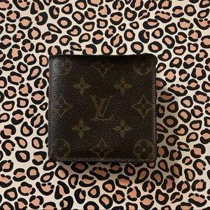 Authentic Louis Vuitton Bifold Wallet